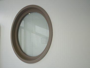 Fenêtre cintrée bois Naboco