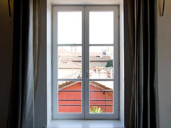 Fenêtre Bois Couleur