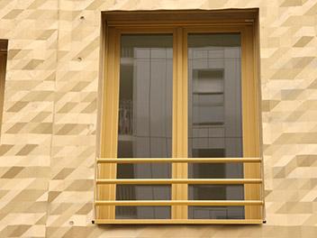 Fenêtre Lyon Confluence