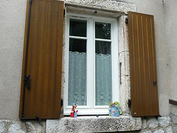 Fenêtre Volet Drome