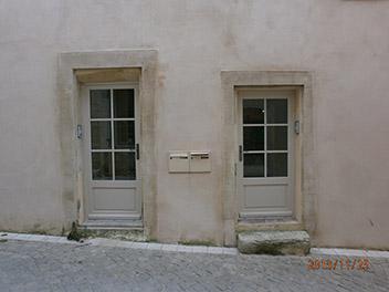 Sur Mesure Bois Volet Fenêtre