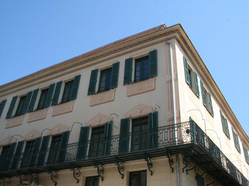 Hotel Volet Fenetre Couleur Naboco