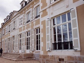 IME Auxerre Volet Bois