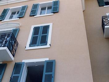 Bourg en Bresse Volets Bleus