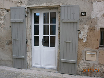 Porte Couleur Sud France