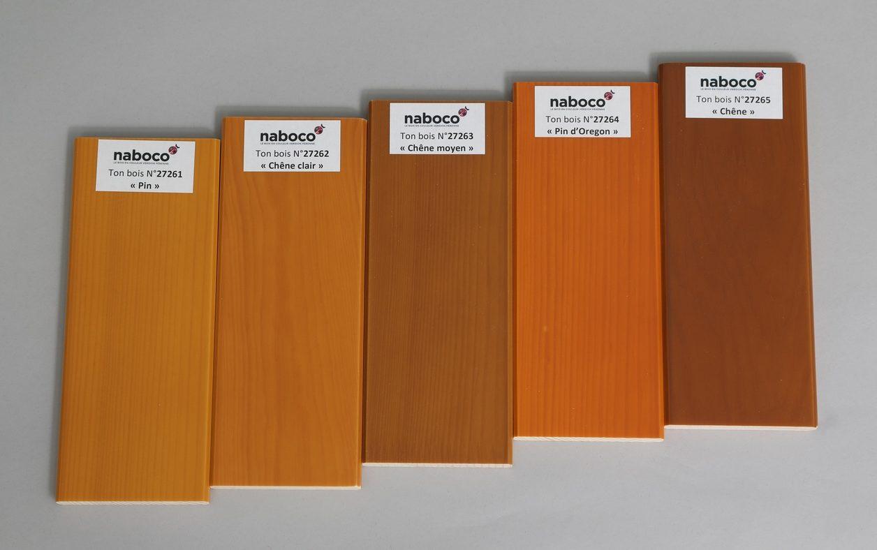 Pin D Oregon Couleur menuiseries bois couleurs : choix plus de 100 teintes par naboco