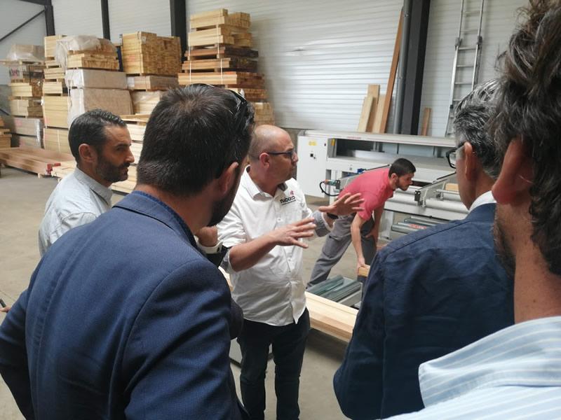 Menuiserie bois Naboco garantie 10 ans sans surveillance intermédiaire